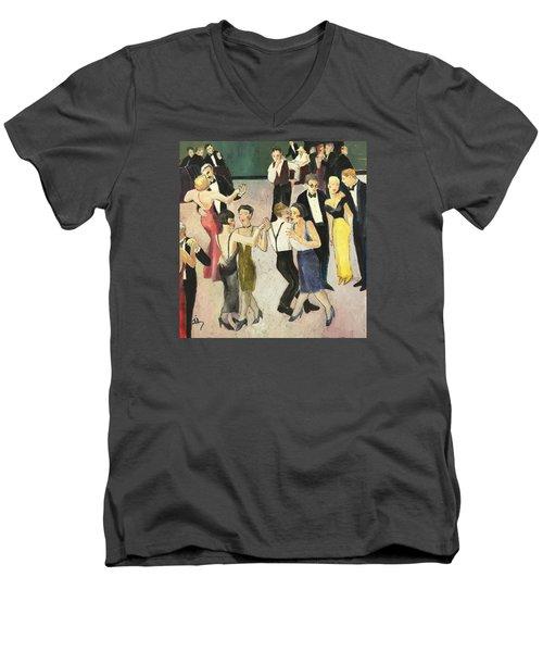 Charity Ball Men's V-Neck T-Shirt