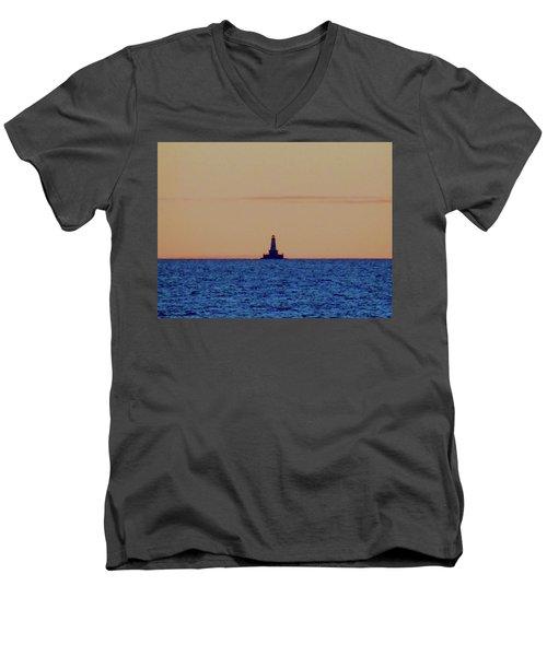 Charity Light Men's V-Neck T-Shirt