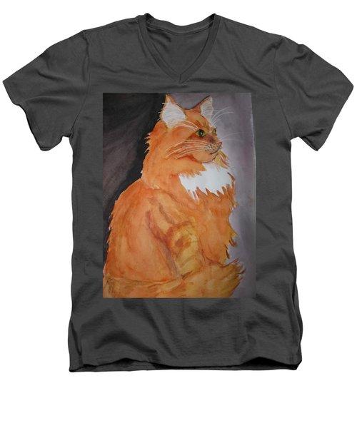 Charlie 2 Men's V-Neck T-Shirt