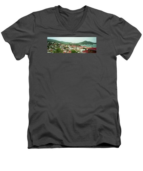 Charlotte Amalie 1994 Men's V-Neck T-Shirt