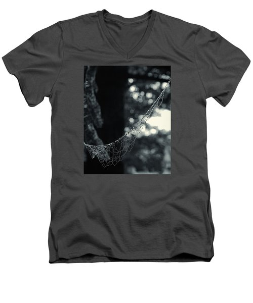 Charlotte's Necklace Men's V-Neck T-Shirt