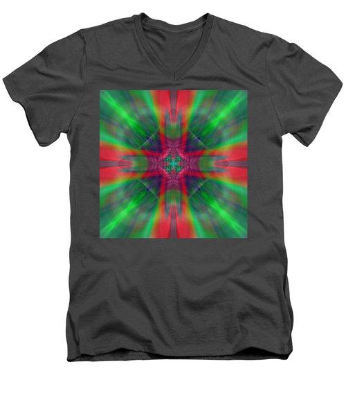 Charmed Luminescence Men's V-Neck T-Shirt