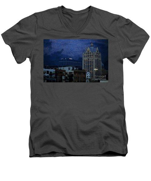 Chase Men's V-Neck T-Shirt