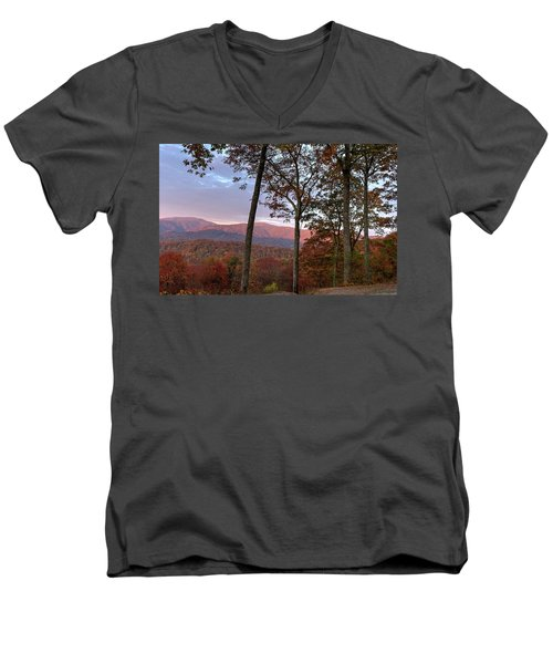 Cherokee Men's V-Neck T-Shirt