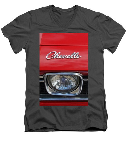Chevelle Men's V-Neck T-Shirt