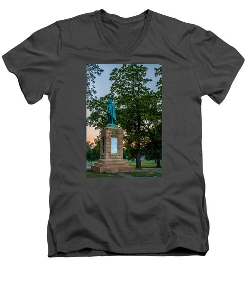 Chief Keokuk Men's V-Neck T-Shirt
