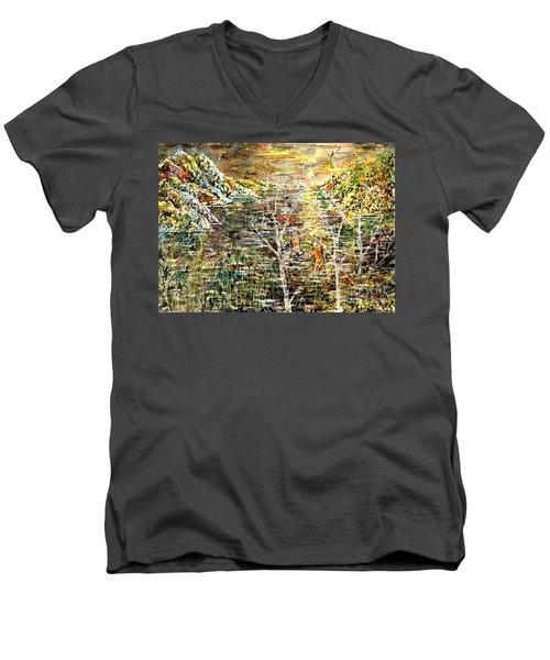 Children Of The Night Men's V-Neck T-Shirt