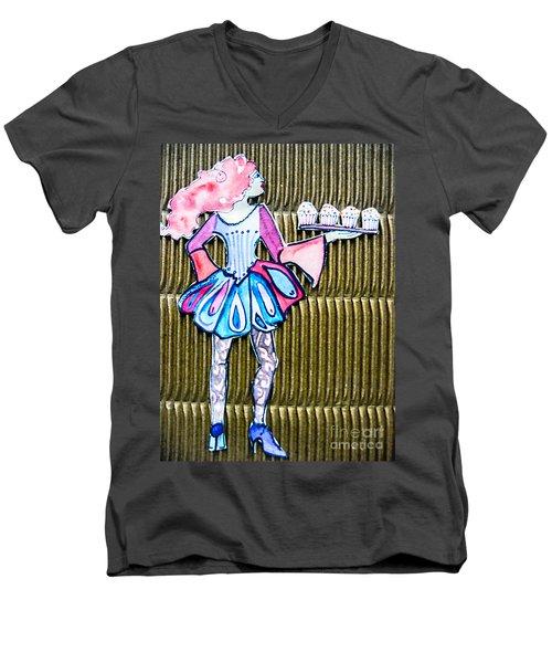Chloe Men's V-Neck T-Shirt