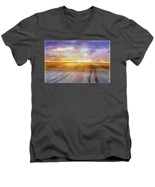 Choices Men's V-Neck T-Shirt