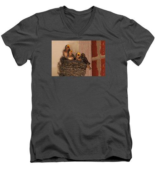 Choir Practice Men's V-Neck T-Shirt
