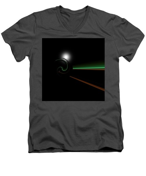 Chompeters Men's V-Neck T-Shirt