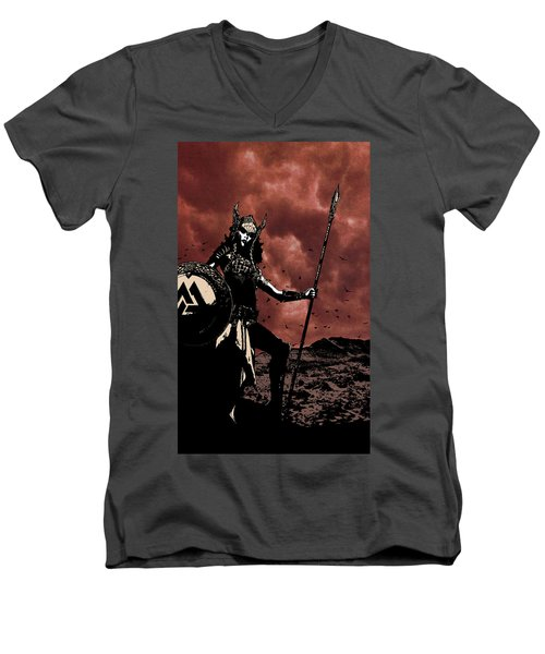 Chooser Of The Slain Men's V-Neck T-Shirt