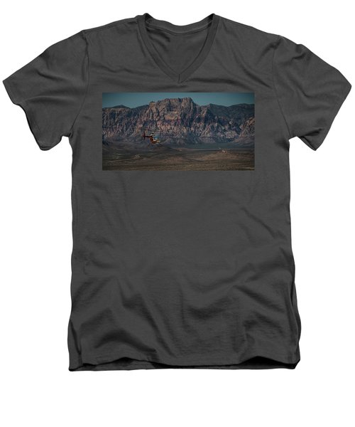 Chopper 13-1 Men's V-Neck T-Shirt