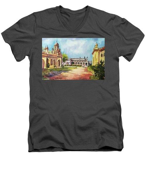 Chowmala Palace Men's V-Neck T-Shirt