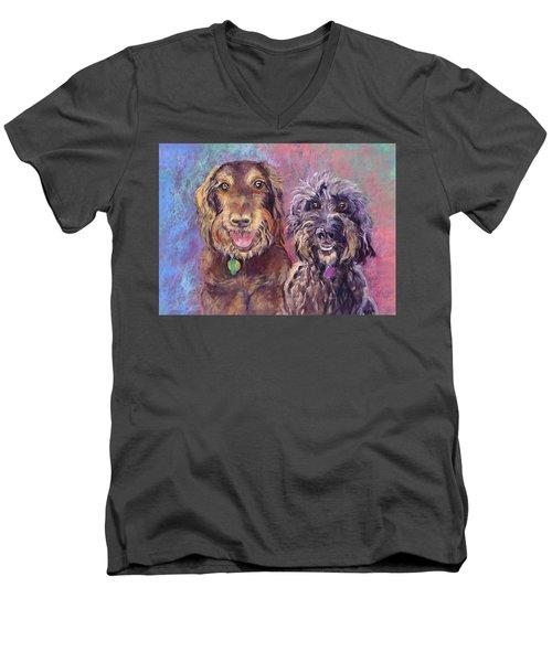 Christmas In July Men's V-Neck T-Shirt