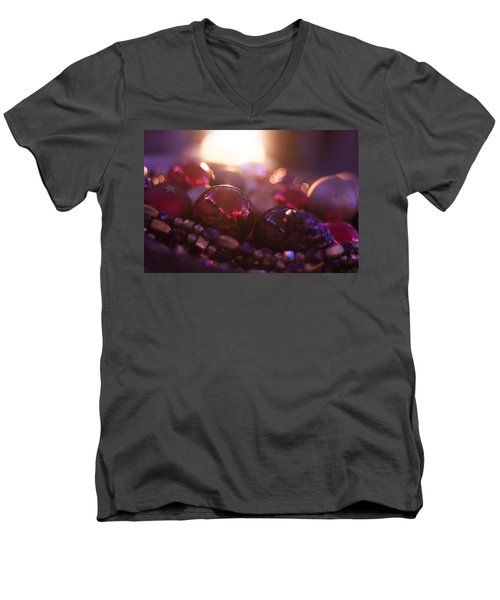 Christmas Men's V-Neck T-Shirt