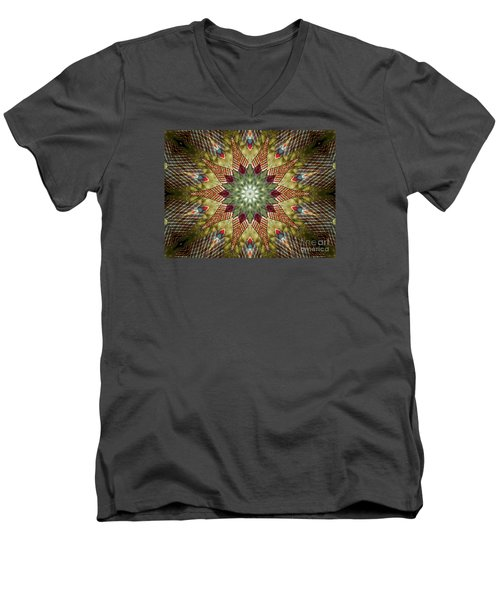 Christmas Wishes  Men's V-Neck T-Shirt