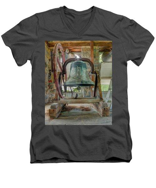 Church Bell 1783 Men's V-Neck T-Shirt