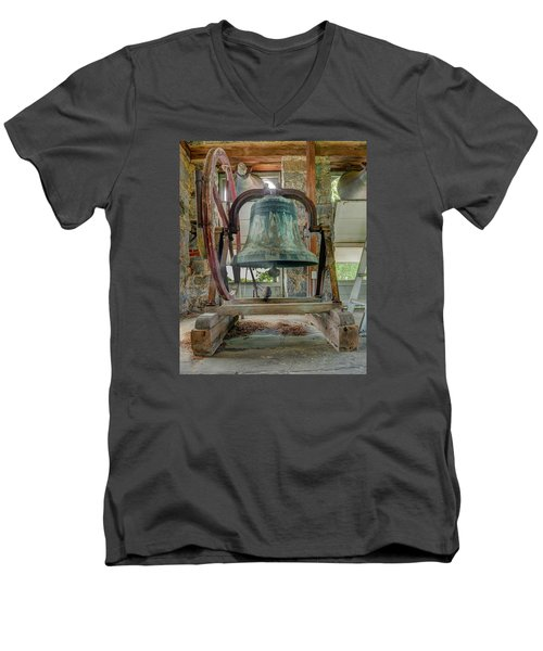 Church Bell 1783 Men's V-Neck T-Shirt