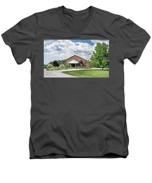 Church On Coldwater Men's V-Neck T-Shirt