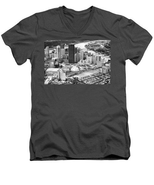City Of Champions Men's V-Neck T-Shirt