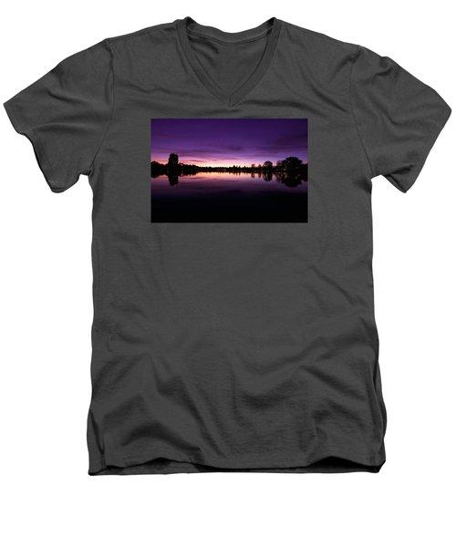 City Park Men's V-Neck T-Shirt