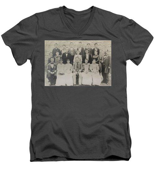 Class Of 1894  Men's V-Neck T-Shirt