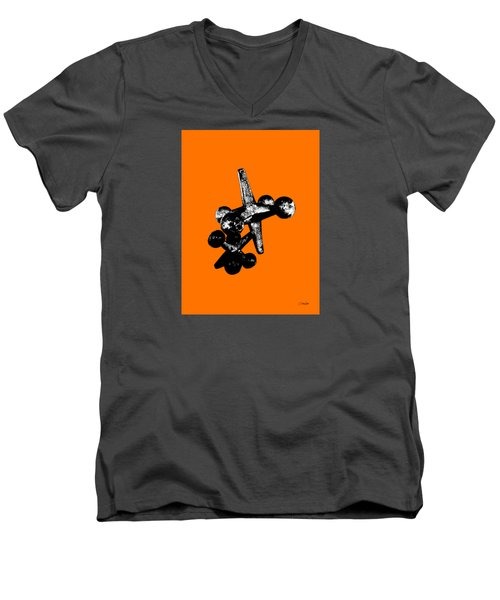 Classic Jacks Men's V-Neck T-Shirt