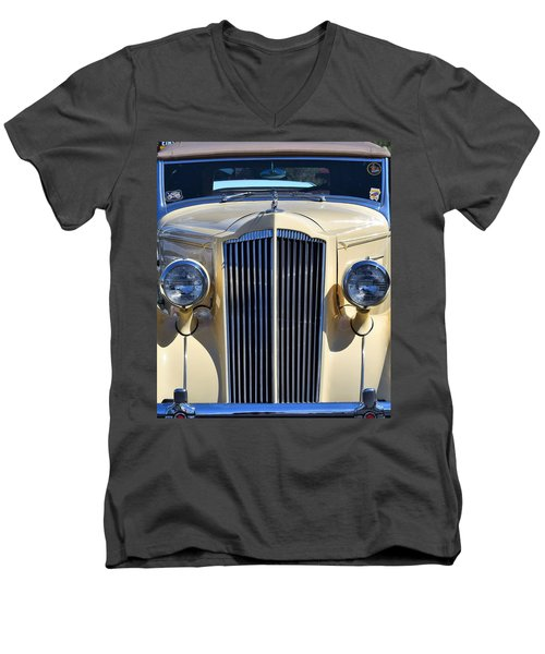 Classy Chassy Men's V-Neck T-Shirt