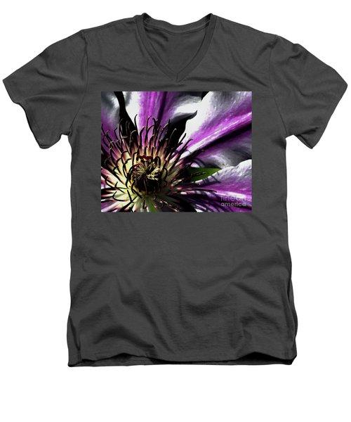 Classy Nelly Men's V-Neck T-Shirt