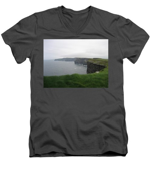 Cliffs Of Moher 1 Men's V-Neck T-Shirt