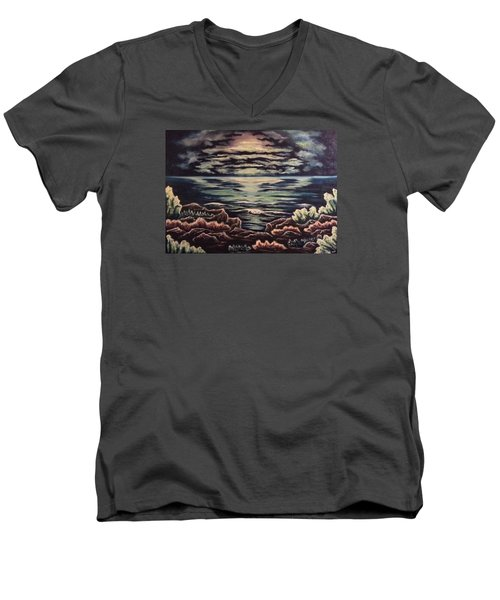 Cliffside Men's V-Neck T-Shirt