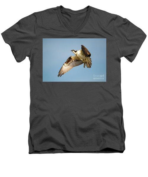 Climb Men's V-Neck T-Shirt
