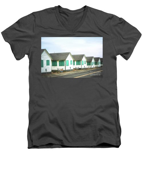 Closed For The Season #2 Men's V-Neck T-Shirt