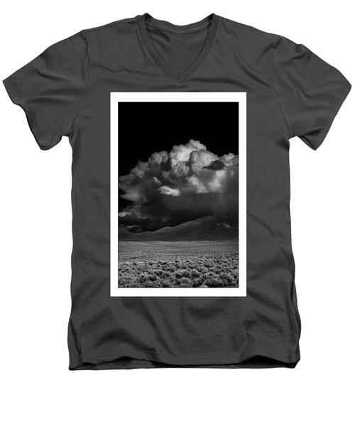 Cloud Burst Men's V-Neck T-Shirt