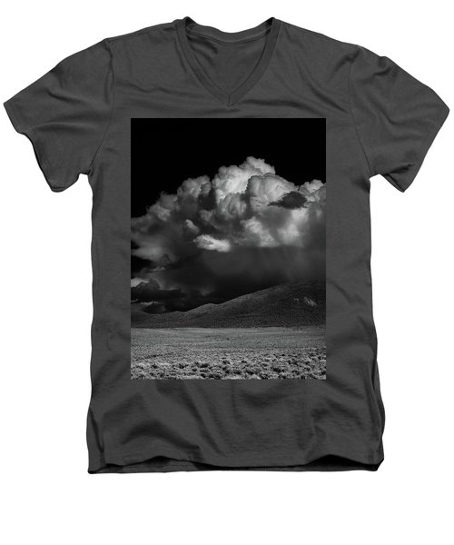 Cloud Burst Men's V-Neck T-Shirt