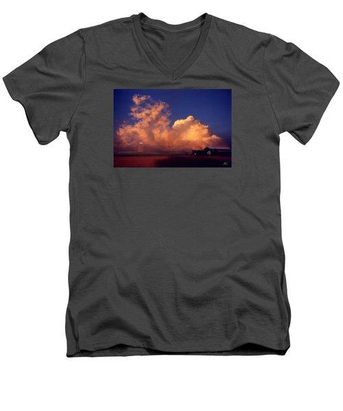 Cloud Farm Men's V-Neck T-Shirt