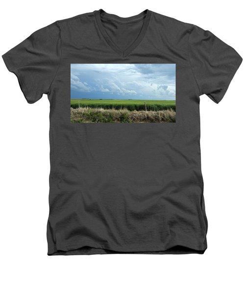 Cloud Gathering Men's V-Neck T-Shirt