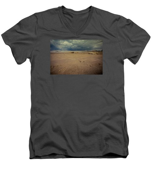 Clouds And Sand Men's V-Neck T-Shirt