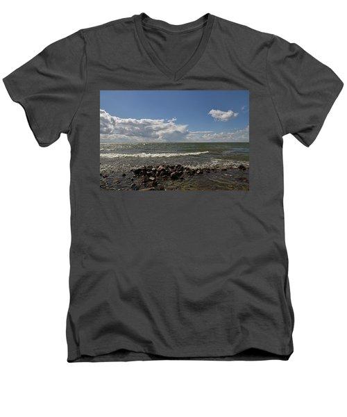 Clouds Over Sea Men's V-Neck T-Shirt
