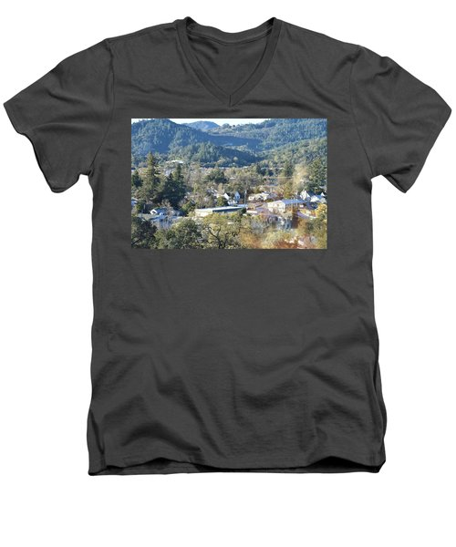 Cloverdale Men's V-Neck T-Shirt