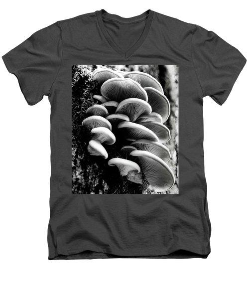 Clumps Men's V-Neck T-Shirt