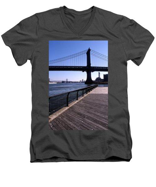 Cnrg0402 Men's V-Neck T-Shirt
