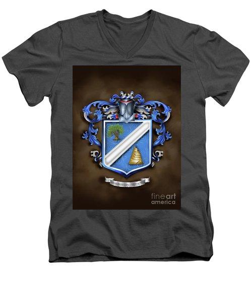 COA Men's V-Neck T-Shirt
