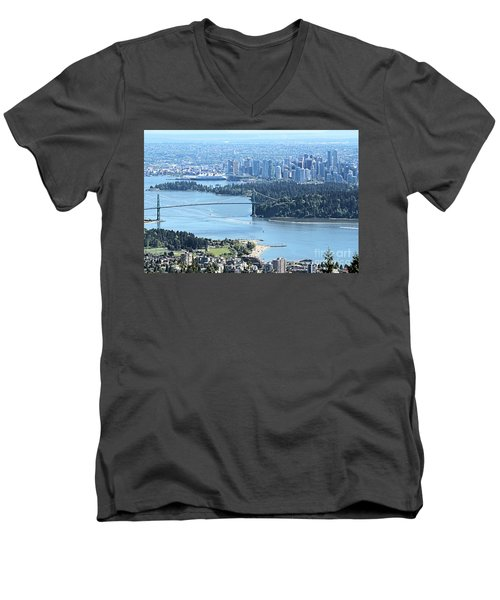Coal Harbour Men's V-Neck T-Shirt