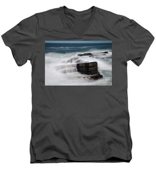 Coastal Dreams 1 Men's V-Neck T-Shirt