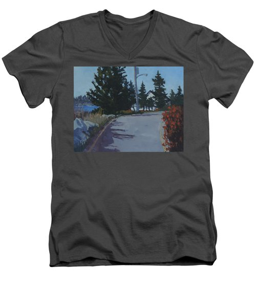 Coastal Road Men's V-Neck T-Shirt