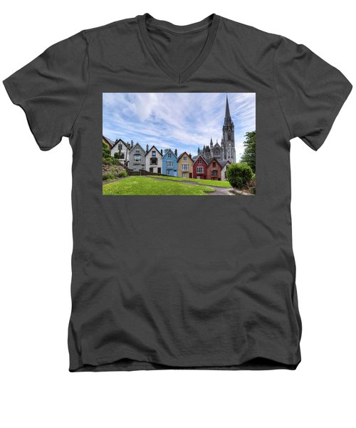 Cobh - Ireland Men's V-Neck T-Shirt
