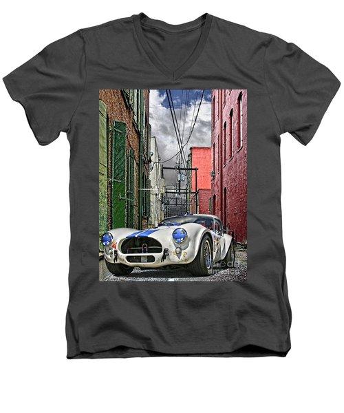 Cobra Alley Men's V-Neck T-Shirt
