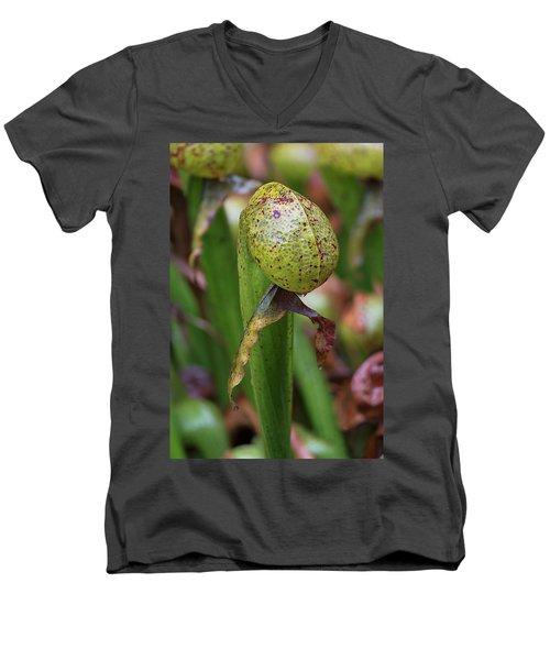 Cobra Lily Men's V-Neck T-Shirt